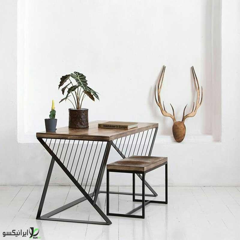 میز فلزی مدل تالکو